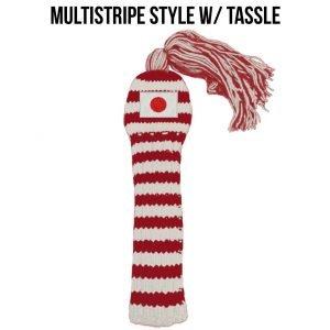 Multistripe Tassle
