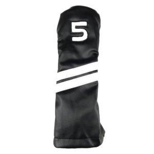 Dura - 5 wood - Black and White